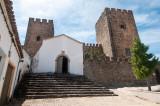 O Castelo de Amieira e a Capela