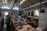 O Mercado de Santarém