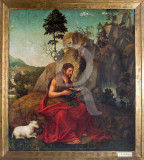 São João Baptista no Deserto do Mestre da Lourinhã