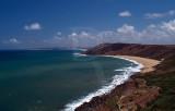A Praia da Gralha  em 21 de junho de 2007