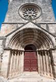 Pórtico da Igreja de S. João de Alporão
