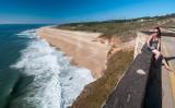 A Praia do Norte Vista do Forte