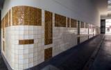 Cerâmica de Bordalo na Garagem da Rodoviária (Projeto de Elsa Rebelo e João Almeida)