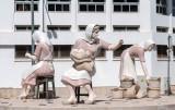 Homenagem à Mulher Conserveira, por Paula Hespanha (2008)