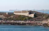 O Forte e a Consolação Sul