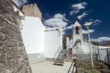 O Castelo e a Antiga Capela de N. S. do Livramento