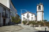 A Torre Sineira da Igreja de São Gens no Lg. Augusto Coimbra