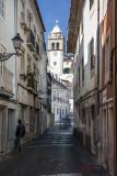 A Torre Vista da Rua da Vitória