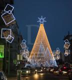 A Àrvore de Natal das Caldas