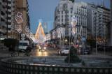 A Avenida 1º de Maio no Natal