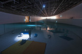 Instalação Pynchon Park, por Dominique Gonzalez-Foerster, 2016