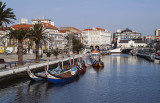 Aveiro - The City Centre