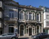 Rua Luís de Camões - Edifício do Museu do Ciclismo