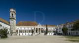 Paços da Universidade de Coimbra (Monumento Nacional)