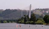A Ponte Nova vista da Ponte Velha