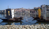 Porto and the Port Wine Boats