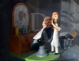 O Barbeiro, por Carlos Baraça