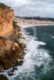 A Nazaré em 2 de março de 2007
