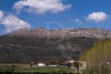 Marvão na Serra de São Mamede