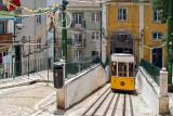 Ascensor da Bica e Meio Urbano que o Envolve (MN)