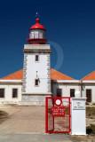 Cape Sardao's Lighthouse