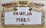 Família Pires, por Elisa Santos