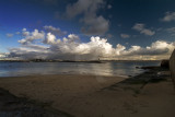 A Barra do Porto de Peniche