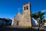 Pontével - Igreja Paroquial de Nossa Senhora da Purificação (Imóvel de Interesse Público)