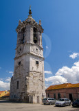 Torre sineira da Capela Real da Ajuda (IIP)