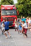 'Truck Trekken' in Hagestein
