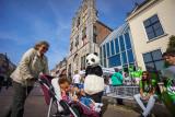 WNF Panda op de Voorstraat