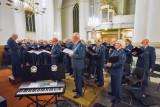 Luchtmachtmannenkoor in concert