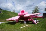 Pink JSF op KunstFort Asperen