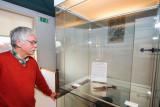 Karolingisch Zwaard tentoongesteld
