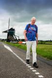 Herry Brefeld op weg naar zijn 25e • 4 Daagse •  Nijmegen