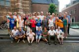 Leerdamse  lopers  Nijmeegse 4daagse 2016