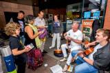 Muziekschool Vianen gaat de straat op
