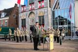 Beëdiging Militairen Koninklijke Landmacht