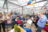 Opening Kassen Zorglandgoed Everdingen met de BolderBand