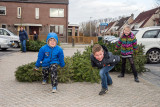 Kerstboom Actie In Vianen