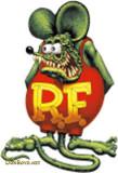 Rat Fink - a derogatory term of endearment