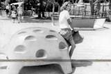 1960 - Dorothy Walling at the wonderful Crandon Park Zoo