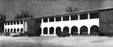 Late 1954 - construction of the new Immaculate Conception School almost completed