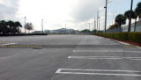 2011 - looking west at the former site of Eastern Airlines Building 11 and parking lot on the Northeast Base at MIA