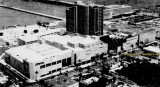 Late 1970's - the Omni Mall, anchored by J. C. Penney on the north end and the existing Jordan Marsh store on the south end