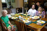 August 2014 - Esther, Jon, Karen and Donna