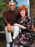 1992 - Alexander Al Alex Pro and his wife Frankie Gosnell Pro