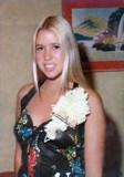 1974 - Margaret Mordachini in her senior year at Hialeah High School