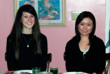 December 2005 - our niece Katie Beth Criswell with her good friend Natsumi Iwamoto