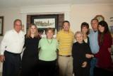 December 2005 - Don, Donna & Karen Boyd, David, Esther, Kathy, Jim and Katie Beth on Christmas Eve in Franklin
